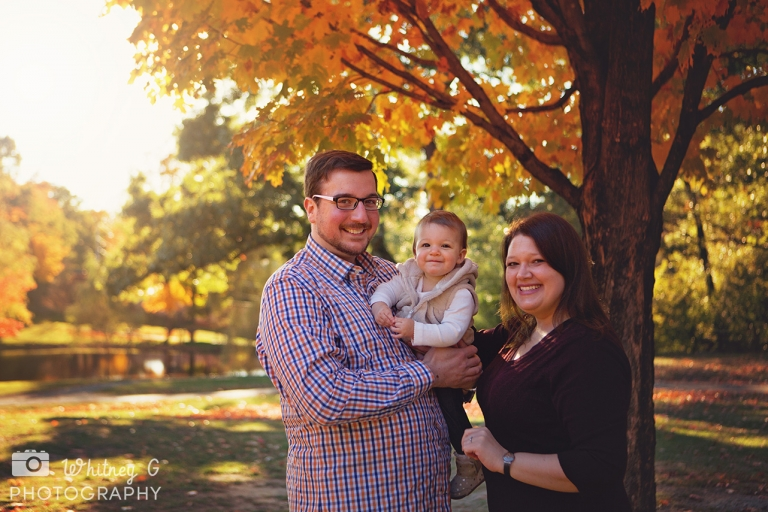 Boston Family Photographer - Fall Family Photos in Boston