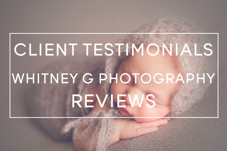 Boston Newborn Photographer Reviews