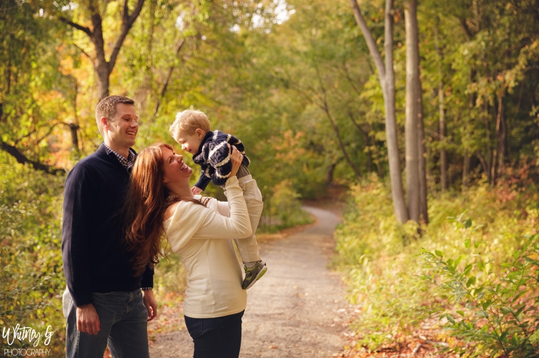 Brookline Family Photo Session