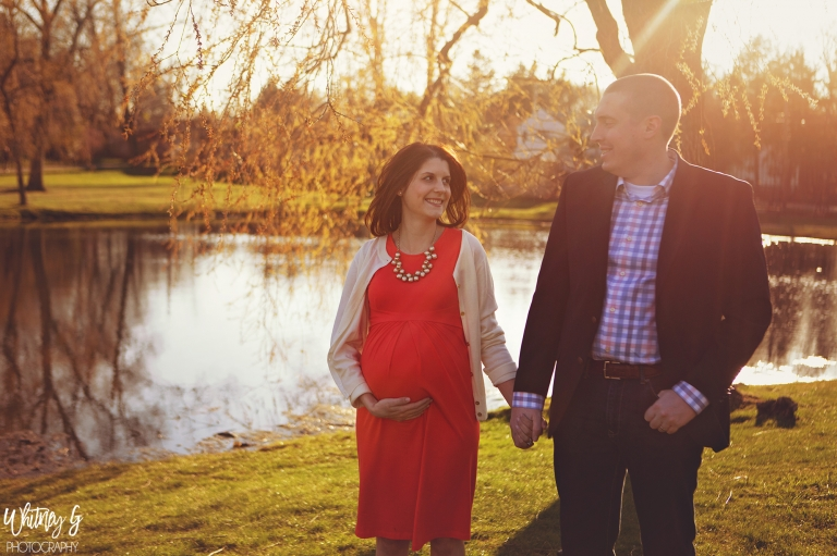 Brookline Maternity Photos