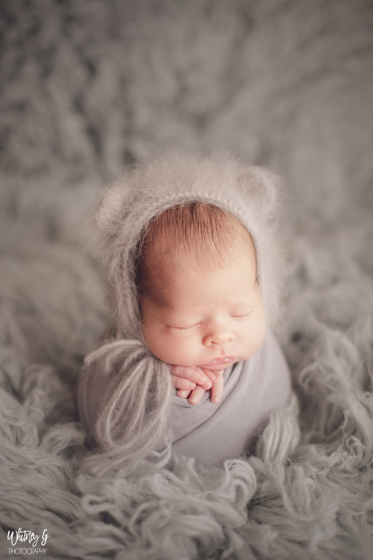 West Roxbury Newborn Photographer