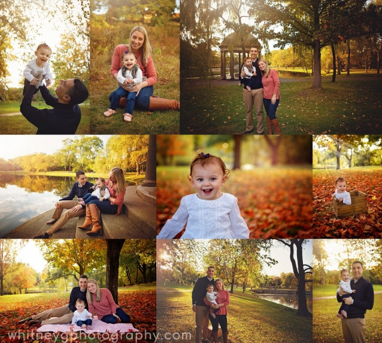 Boston Family Photographer - Family Photos at Lars Anderson Park in Brookline MA