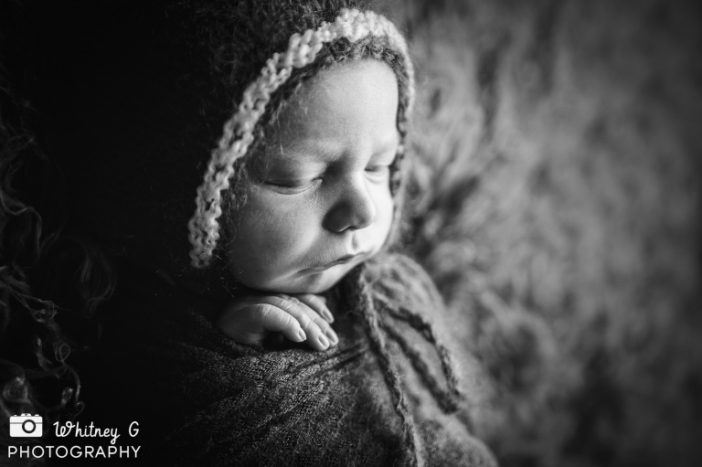 Dedham Newborn Photographer - Ryder